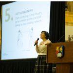 Speaker at Global Careers' Conference in Birmingham