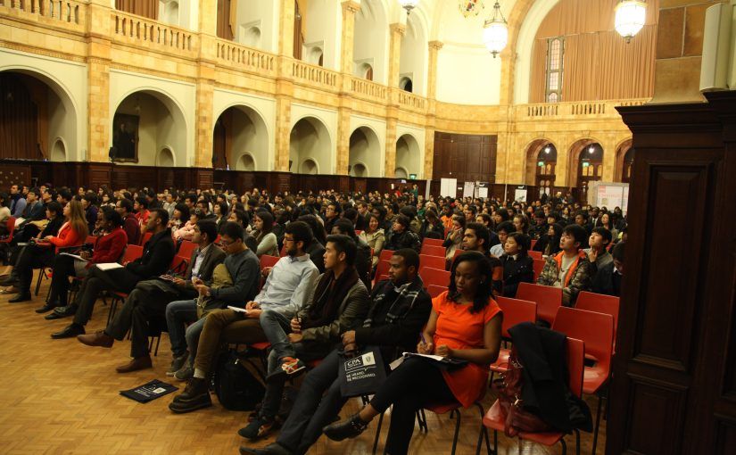 International Students and Graduates from across the Midlands gather for 'Global Careers' Conference in Birmingham