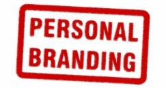 Image of rubber-stamp reading 'Personal Branding'